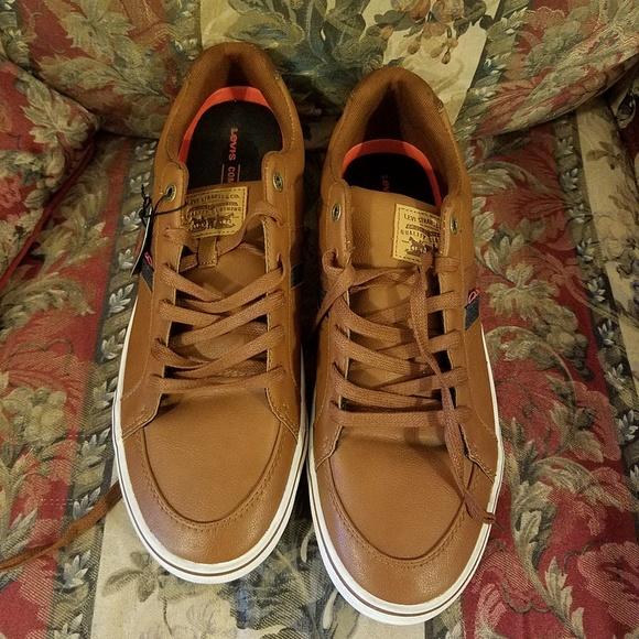 Levis Turner Nappa Sneakers